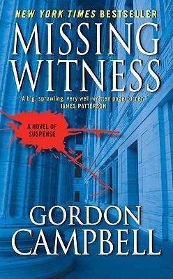 Missing Witness - Campbell, Gordon
