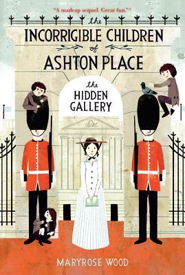 The Hidden Gallery - Wood, Maryrose