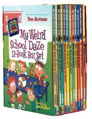 My Weird School Daze 12-Book Box Set: Books 1-12 - Gutman, Dan