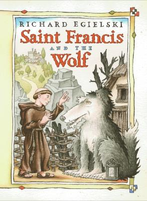 Saint Francis and the Wolf -