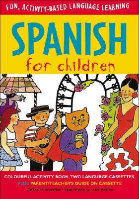 Spanish for Children - Bruzzone, Catherine