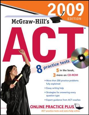 McGraw-Hill's ACT - Dulan, Steven W, and Advantage Education