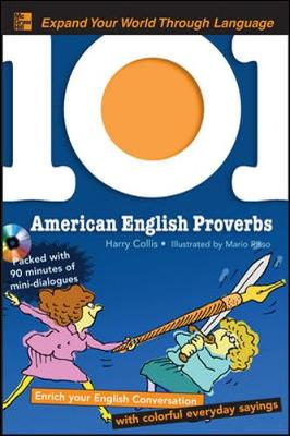 101 American English Proverbs - Collis, Harry