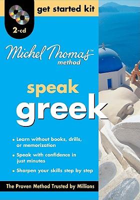 Michel Thomas Greek Get Started Kit, Two-CD Program - Garoufalia-Middle Hara, and Garoufalia-Middle, Hara