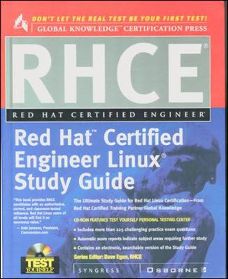 RHCE Red Hat Certified Engineer Linux Study Guide - Maine, Henry James Sumner, Sir, and Egan, David (Editor), and Tibbetts, Paul