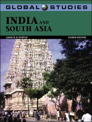 Global Studies: India and South Asia - Norton, James K, and Norton James