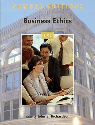 Business Ethics - Richardson, John (Editor)