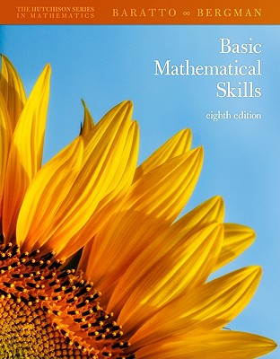 Basic Mathematical Skills with Geometry - Baratto, Stefan, and Bergman, Barry, and Hutchison, Don
