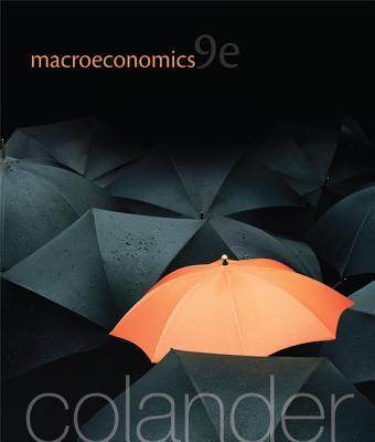 Macroeconomics - Colander, David C.