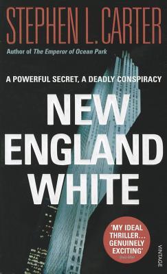 New England White - Carter, Stephen L.
