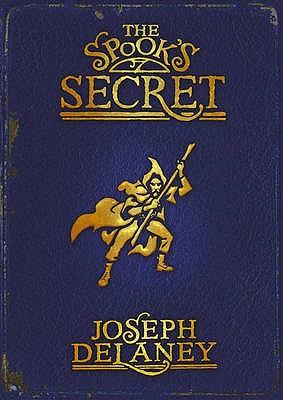 The Spook's Secret - Delaney, Joseph
