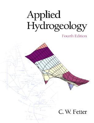 Applied Hydrogeology - Fetter, C W