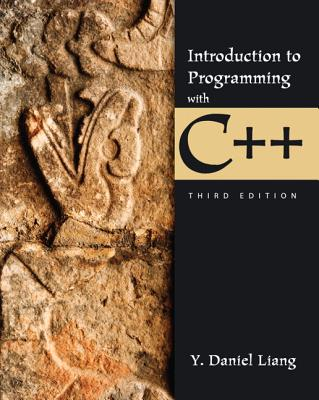 Introduction to Programming with C++ - Liang, Y. Daniel