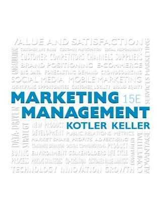 Marketing Management - Kotler, Philip, and Keller, Kevin Lane
