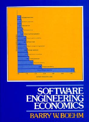 Software Engineering Economics - Boehm, Barry W