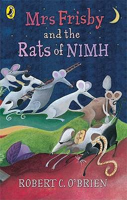 Mrs. Frisby and the Rats of NIMH - O'Brien, Robert C.