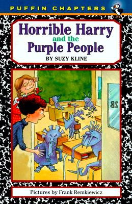 Horrible Harry and the Purple People - Kline, Suzy