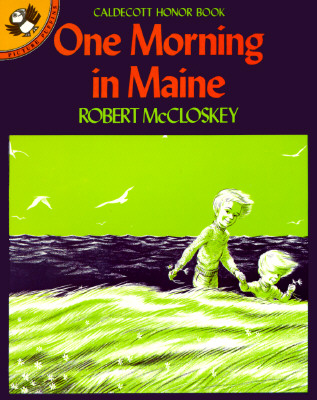 One Morning in Maine - McCloskey, Robert