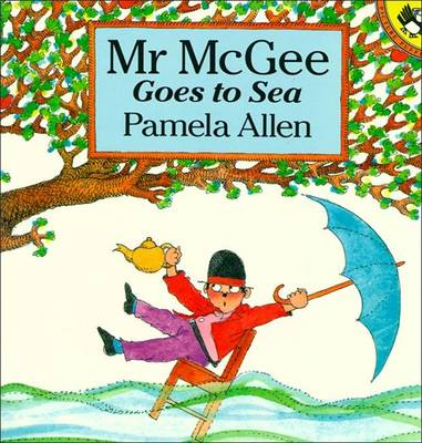 Mr Mcgee Goes to Sea - Allen, Pamela