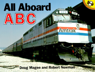 All Aboard ABC - Magee, Doug, and Newman, Robert