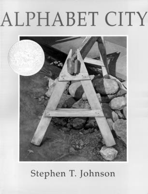 Alphabet City - Johnson, Stephen T