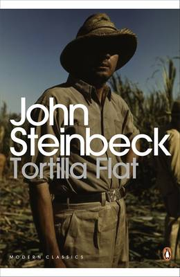 Tortilla Flat - Steinbeck, John, and Fensch, Thomas (Introduction by)