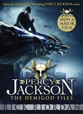 Percy Jackson: The Demigod Files - Riordan, Rick