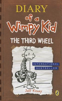 The Third Wheel. by Jeff Kinney - Kinney, Jeff