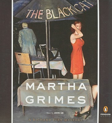 The Black Cat - Grimes, Martha, and Lee, John (Read by)