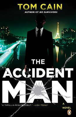 The Accident Man - Cain, Tom