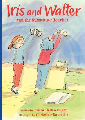 Iris and Walter and the Substitute Teacher - Guest, Elissa Haden