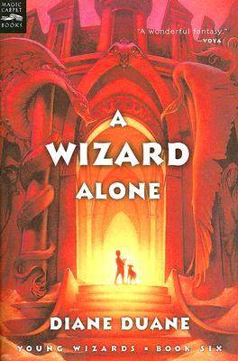 A Wizard Alone - Duane, Diane