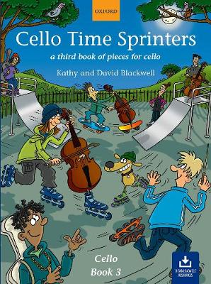 Cello Time Sprinters + CD - Blackwell, David (Composer), and Blackwell, Kathy (Composer)