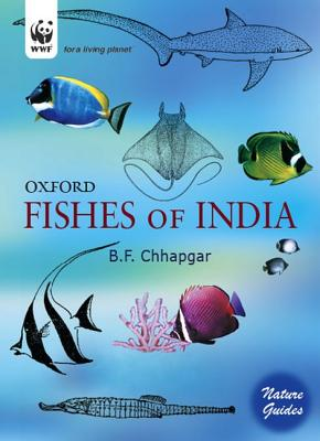 Fishes of India - Chhapgar, B F