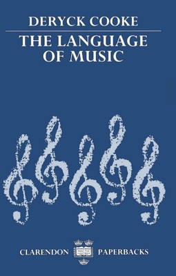 The Language of Music - Cooke, Deryck