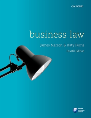 Business Law - Marson, James, and Ferris, Katy
