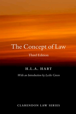 The Concept of Law - Hart, H. L. A., and Raz, Joseph (Editor), and Bulloch, Penelope A. (Editor)