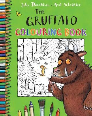 The Gruffalo Colouring Book - Donaldson, Julia