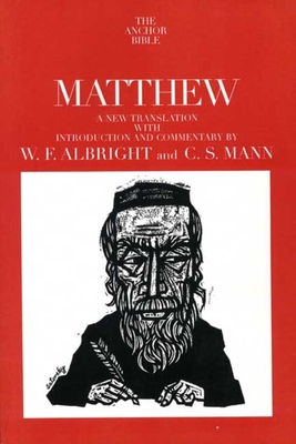 Matthew - Albright, W F, and Mann, C S