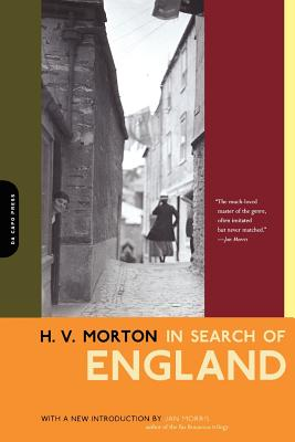 In Search of England - Morton, H V