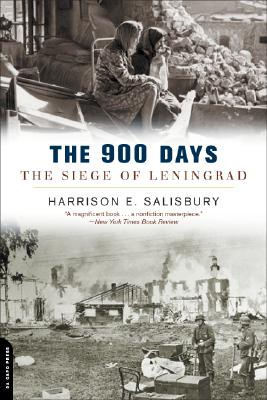 The 900 Days: The Siege of Leningrad - Salisbury, Harrison E