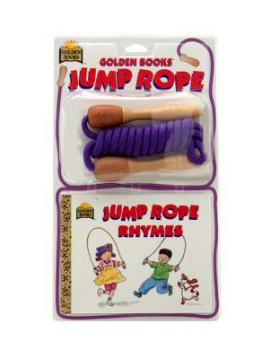 Jump Rope Rhymes - Keller, Ellen, and Golden Books