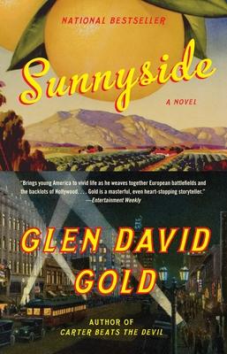 Sunnyside - Gold, Glen David