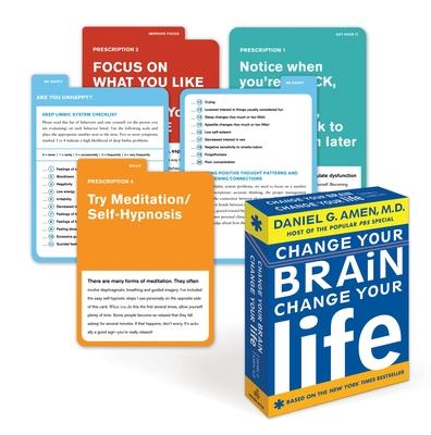 Change Your Brain, Change Your Life Deck - Amen, Daniel G, Dr., M.D.