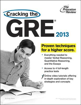 Cracking the GRE - Princeton Review