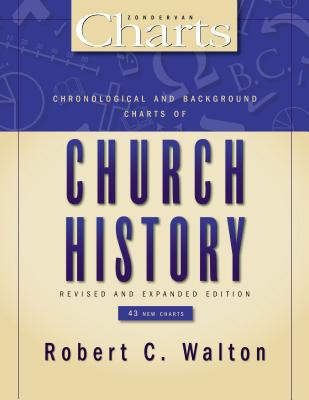 Chronological and Background Charts of Church History - Walton, Robert C, Mr.