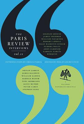 The Paris Review Interviews, Volume II - Gourevitch, Philip (Editor), and Pamuk, Orhan (Introduction by)