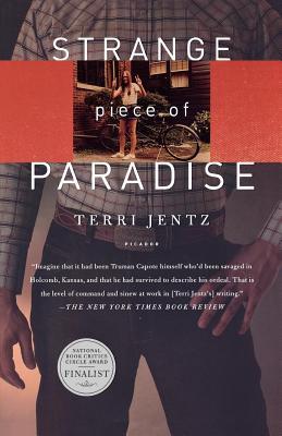 Strange Piece of Paradise - Jentz, Terri