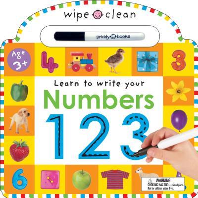 Numbers 1 2 3 - Priddy Books (Creator)