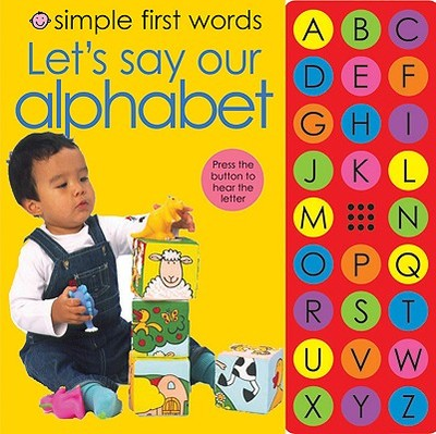 Let's Say Our Alphabet - Priddy, Roger, and Tainsh, Robert